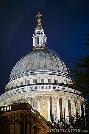 St Pauls Cathedral, City of London, England, UK