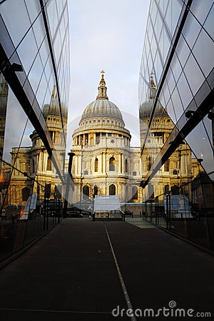 St Pauls cathedral Editorial Image