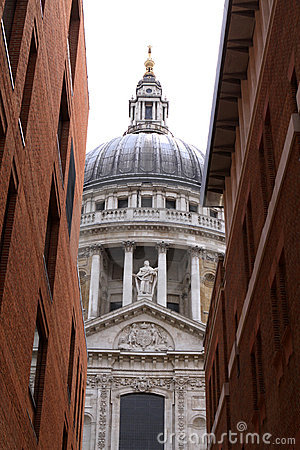 St.Pauls Cathedral. London