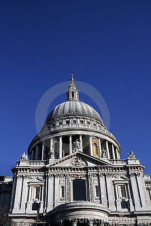 Free St Pauls Cathedral London Stock Photo - 2140730