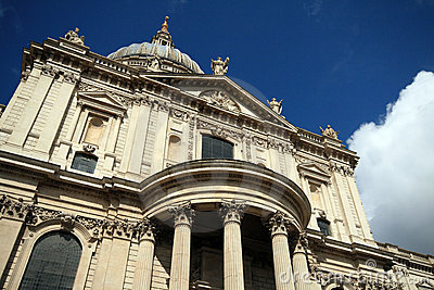 St Pauls cathedral London United Kingdom