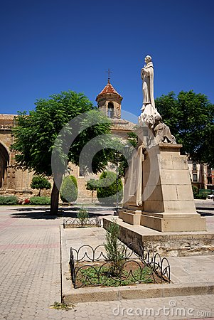 St. Pauls Church, Ubeda, Spain.