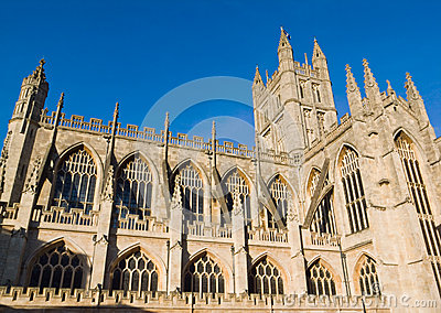 Bath Abbey, UK
