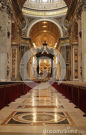 St. Peter s Basilica in Vatican