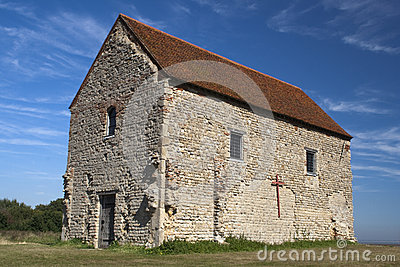 St Peter s Chapel, Bradwell-on-Sea, Essex, England