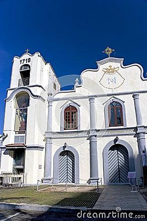 St. Peter's Church Malacca