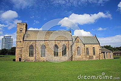 St Peter s Church & Tower Block