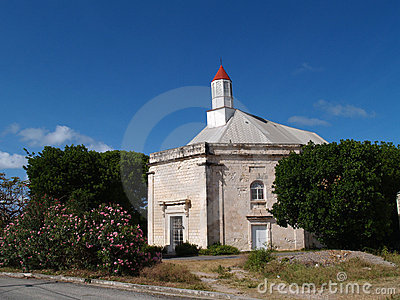 St. Peters Anglican Church in Parham Town Antigua
