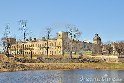 St. Petersburg, Gatchina Palace
