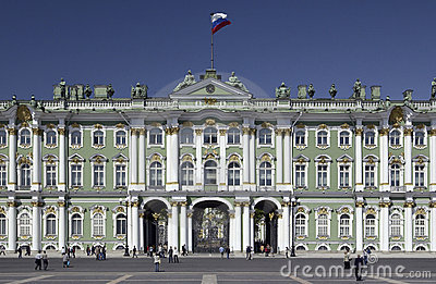 St Petersburg - The Heritage - Russia Editorial Photo