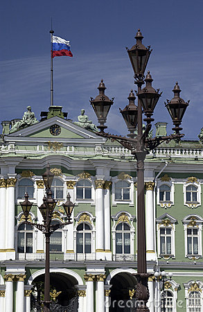 St Petersburg - The Hermitage - Russia