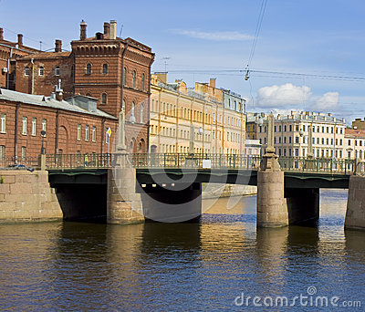 St. Petersburg, Pikalov bridge