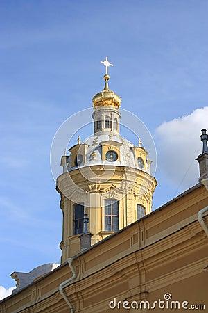St. Petersburg view.