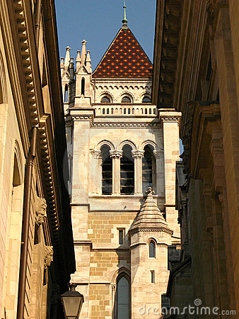St. Pierre Cathedral, Geneva