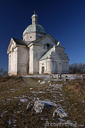 St. Sebastian pilgrimage church