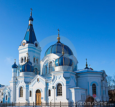 Free St. Simeon And St. Anna Cathedral Royalty Free Stock Photo - 18336135