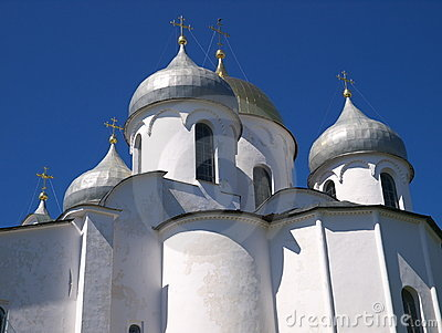 St. Sophia Cathedral.