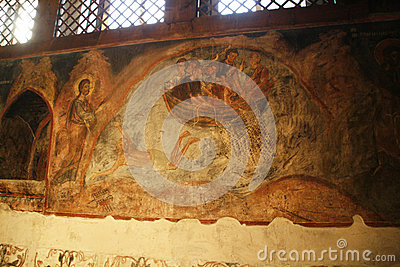 St. Stephen church in Nessebar. Bulgaria