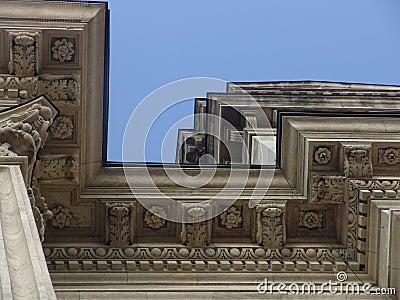 St. Stephen s Basilica, detail