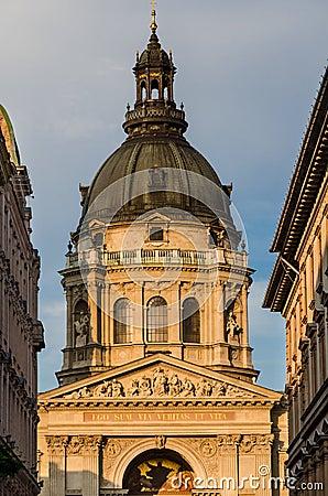 St. Stephen s Basilica Dome, Budapest