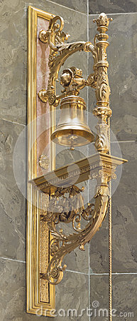 St. Stephen s Basilica, igolden bell