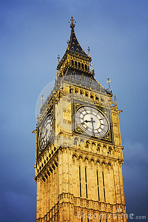 Big Ben, Lomo effect