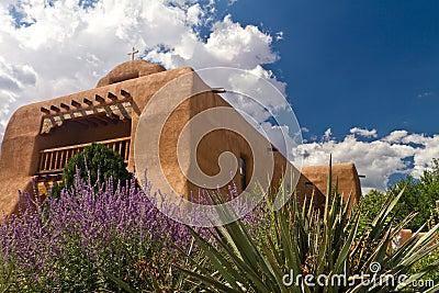 St. Thomas Catholic Church, Abiquiu, New Mexico