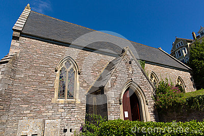 St Thomas church Kingswear near Dartmouth Devon