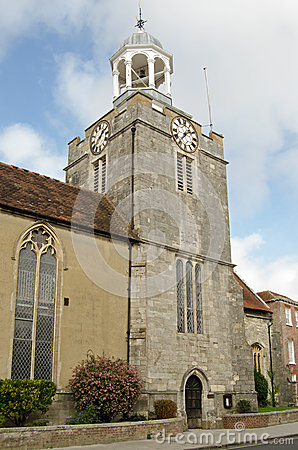 St Thomas Church, Lymington