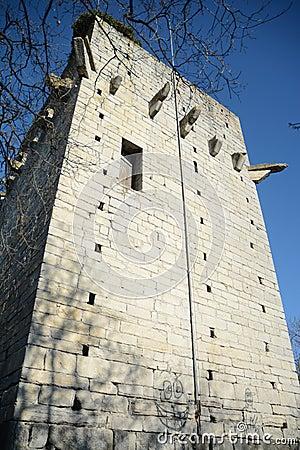 St. Triphon Castle Ruin