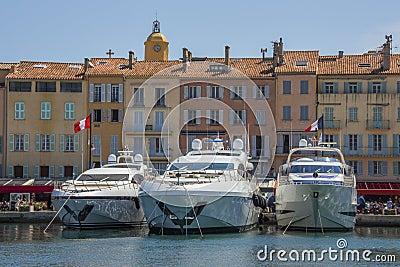 St Tropez - Cote d Azur - French Riviera