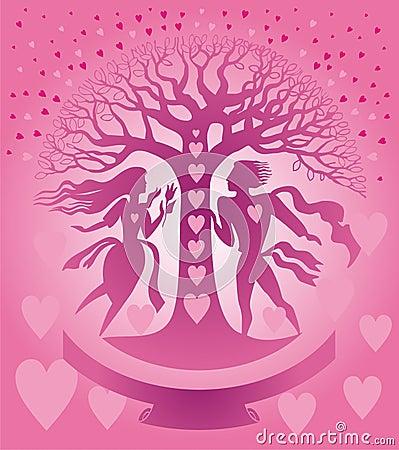 St. Valentine card