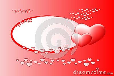 St. Valentine s day card