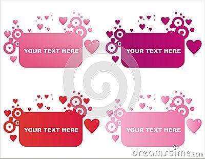 st. valentine s day frames