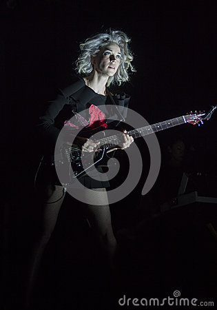 St Vincent Editorial Stock Photo