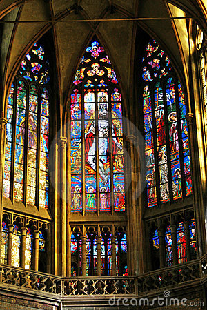 St.Vitus Cathedral interior