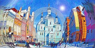St. Voskresensky cathedral