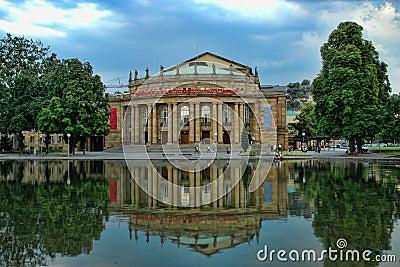Staatsoper Stuttgart (Opera House)