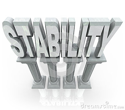 Stability Word Columns Strong Support
