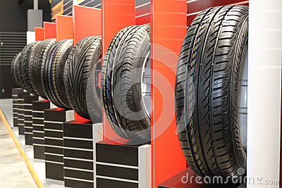 Stack Of Car Tires Continental Editorial Photography ... Race Tire Stack