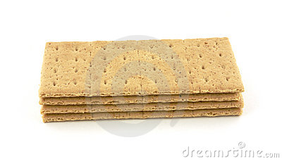 Stack graham crackers
