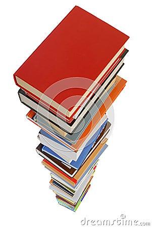 Stack książki