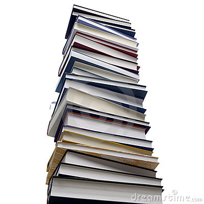Free Stack Of Books Royalty Free Stock Photography - 3780127