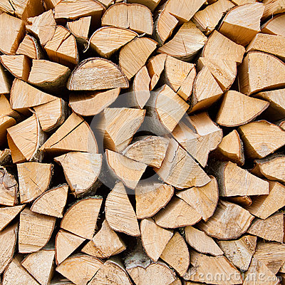 Free Stack Of Firewood Royalty Free Stock Images - 26404179