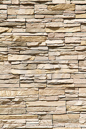 Free Stacked Stone Wall Background Vertical Royalty Free Stock Photo - 21225925