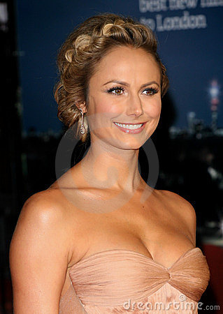 Stacy Keibler Editorial Image