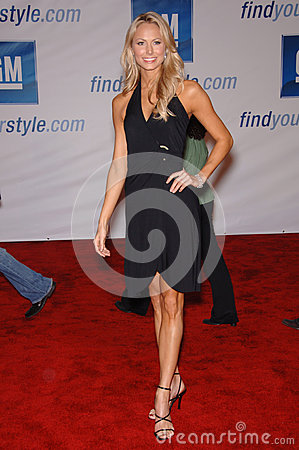 Stacy Keibler Editorial Stock Image