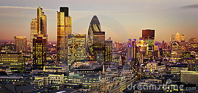 Stad london