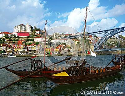 Stad porto portugal