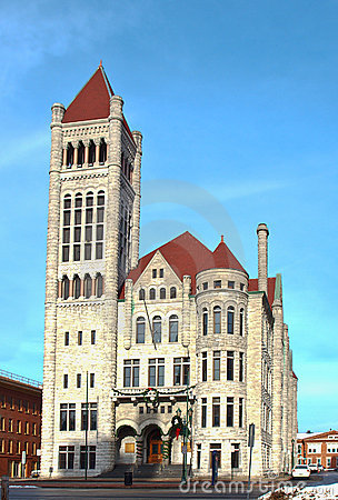 Stadhuis, Syracuse, New York
